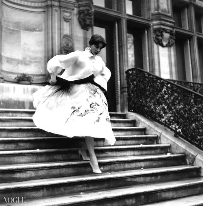 베티나, 파리, 1952© 윌리 리조(Willy Rizzo)
