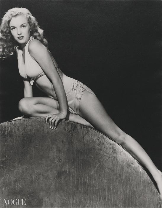 베르나드 오브 할리우드(Bernard of Hollywood) (1912-1987). 노마 진(Norma Jean), '클래식핀업(Classic Pin-Up)'. 입찰 시작 가격: £4,000 ⓒ Christie's Images Ltd. 2014