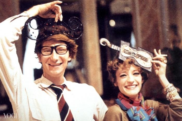 루루와 이브가 모자를 갖고 노는 모습 ⓒ 드 라 팔래즈 패밀리 아카이브