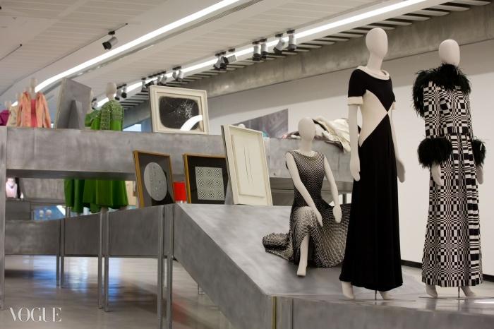 로마의 막시 뮤지엄에서 열리는 <벨리시마: 이탈리아와 하이 패션> 전시
