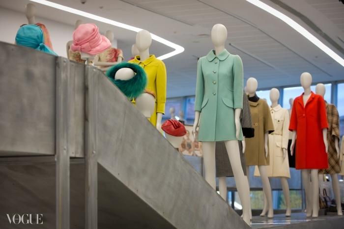 <벨리시마: 이탈리아와 하이 패션> 전시가 로마의 막시 뮤지엄에서 열리고 있다.