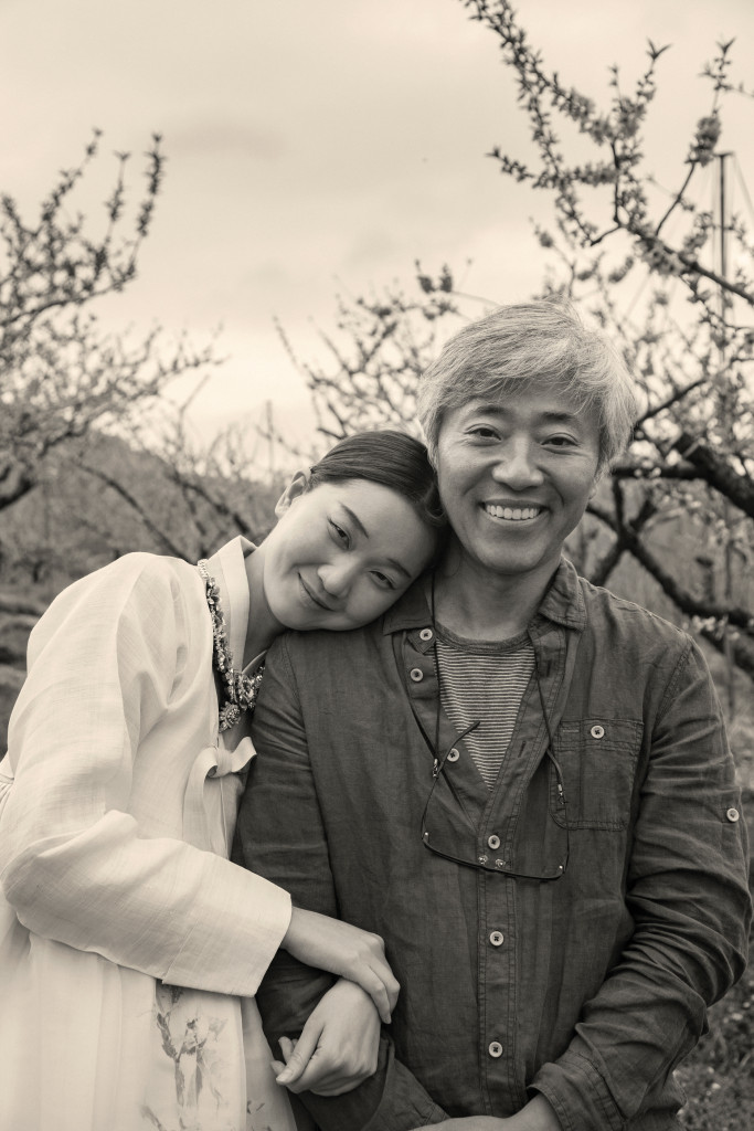 with Cho Nam Ryong