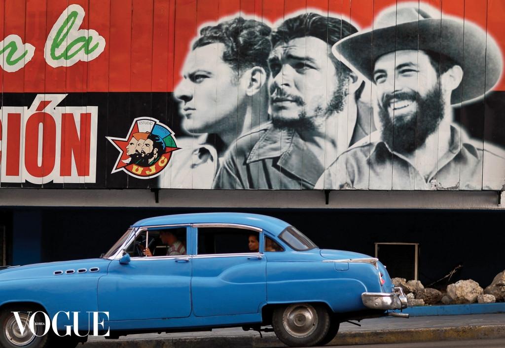Cuba's Capital Havana Prepares For Pope Benedict XVI Visit To The Island Nation