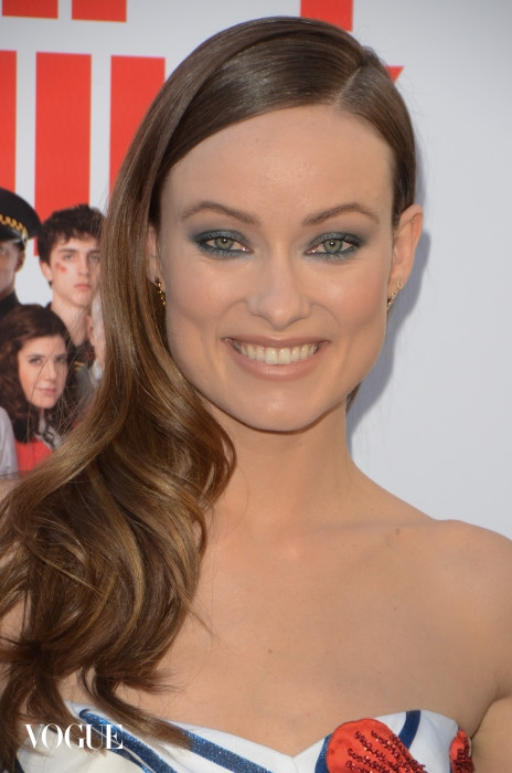 """Premiere Of CBS Films' """"Love The Coopers"""" - Red Carpet Nov 12 2015 - The Park at The Grove - Los Angeles, California United States Pictured: Olivia Wilde Ref: SPL1175843  131115   Picture by: @Parisa Splash News and Pictures Los Angeles:310-821-2666 New York:212-619-2666 London:870-934-2666 photodesk@splashnews.com"""