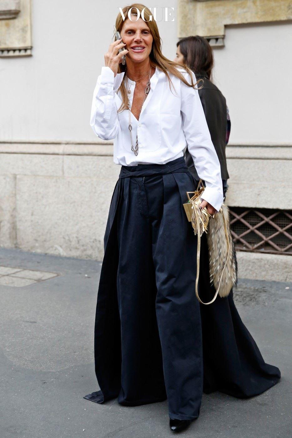 Street Style: Day 5 - Milan Fashion Week SS16