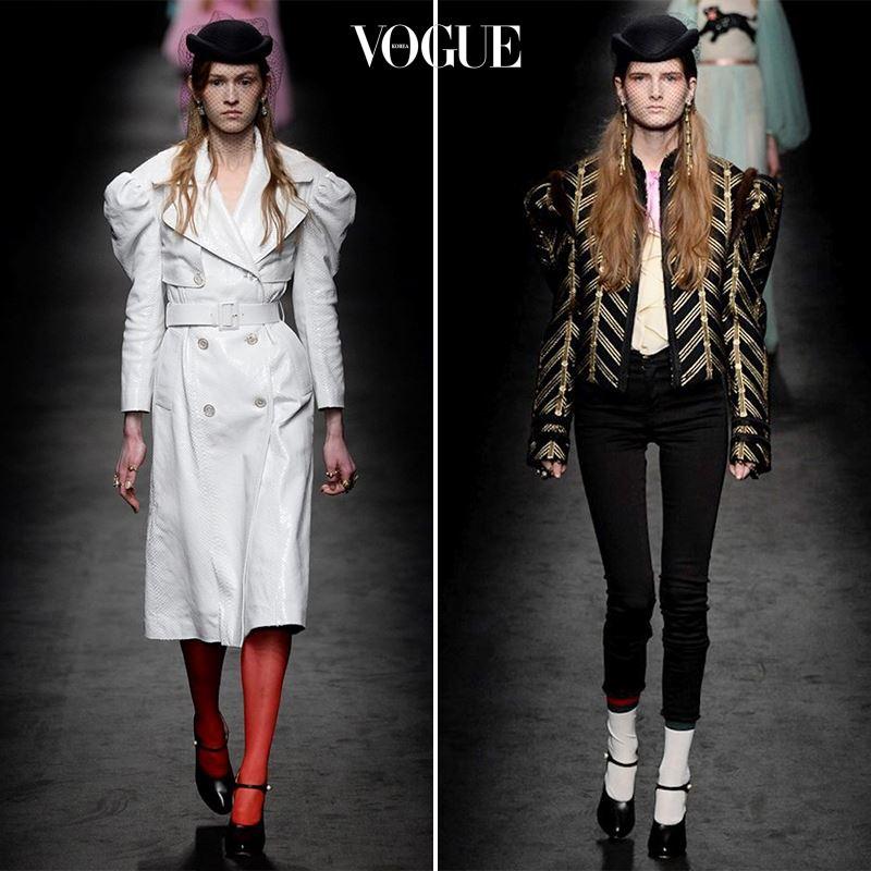 ▲ 사진을 클릭해 Gucci 2016 F/W 컬렉션 룩을 모두 감상하세요.