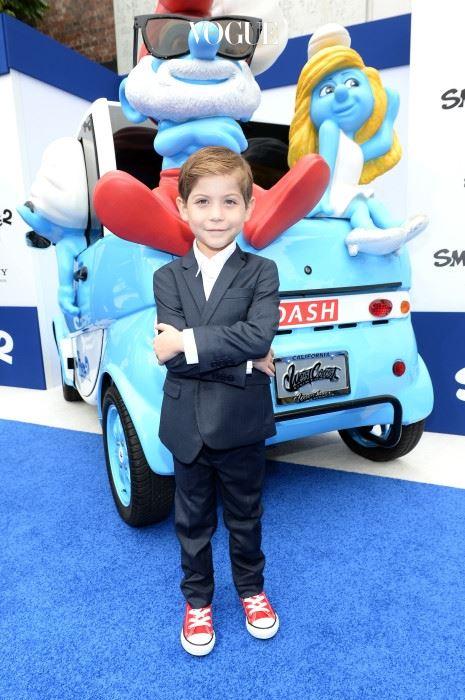 2013년, 에서 '블루 윈슬로우' 역할을 맡으며 5살의 나이로 스크린에 데뷔했습니다.