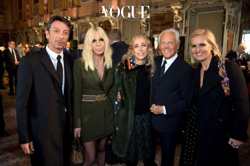 Suzy-Menkes-MFWFeb2016-Piccioli-Versace-Sozzani-Armani-Mar-web