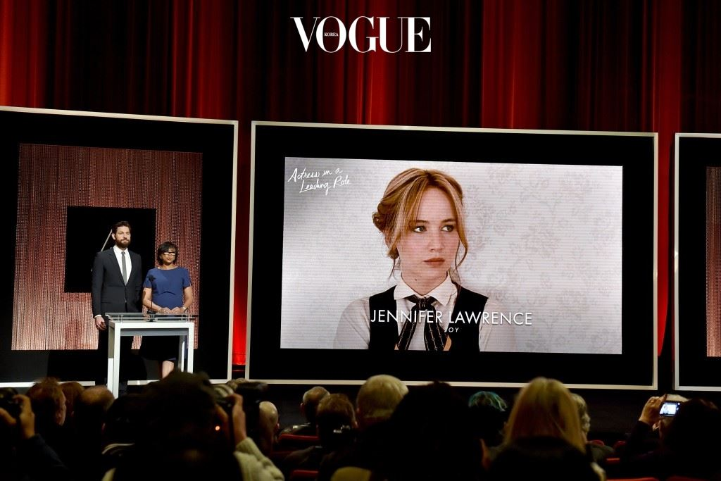 그 주인공은 바로 제니퍼 로렌스(Jennifer Lawrence)라고.