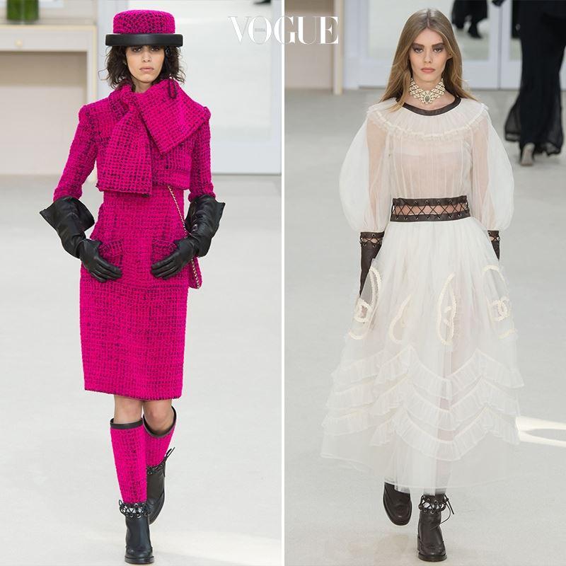 ▲ 사진을 클릭해 Chanel 2016 F/W 컬렉션 룩을 모두 감상하세요.