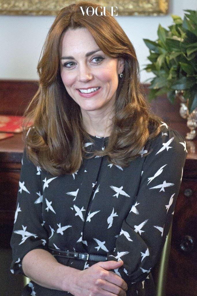 이제는 Catherine, Duchess of Cambridge라는 명칭이 더 익숙한 영국의 왕세손비 케이트 미들턴(Kate Middleton).