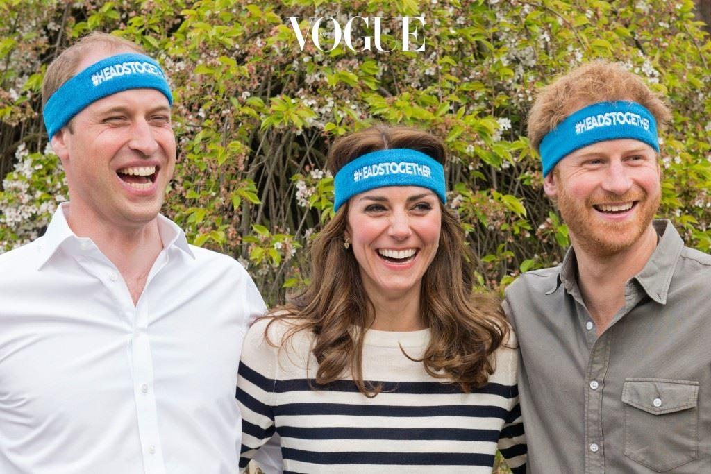 일주일 간의 로얄 투어를 마치고 돌아오자마자 런던 마라톤 자선 행사에 참여한 케이트.