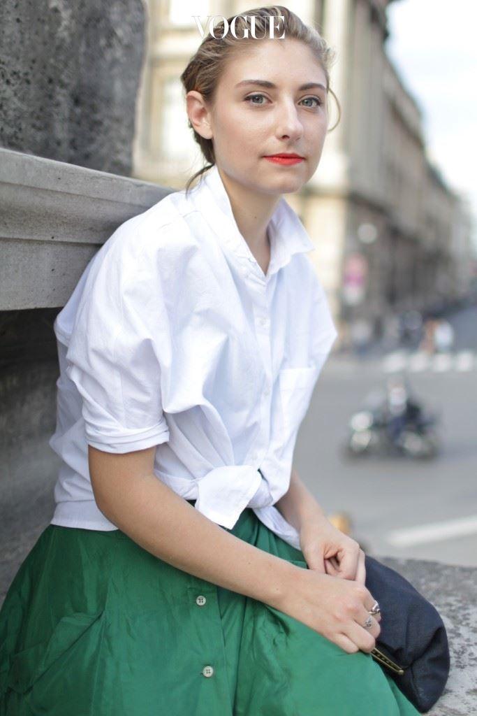 TAW Paris Fashion Week.