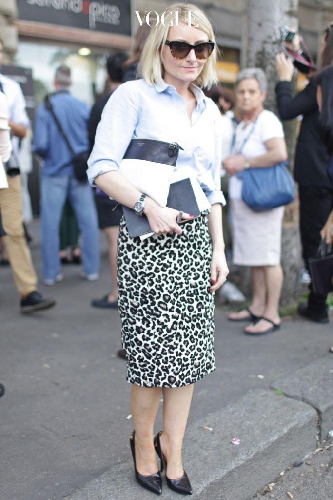 Milan Fashion Week Spring 2014 RTW