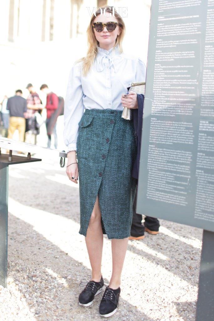 Paris Fashion Week Spring 2014 RTW