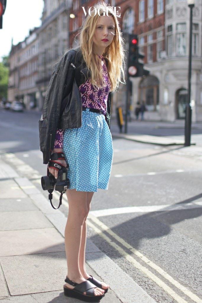 London Fashion Week Spring 2014 RTW