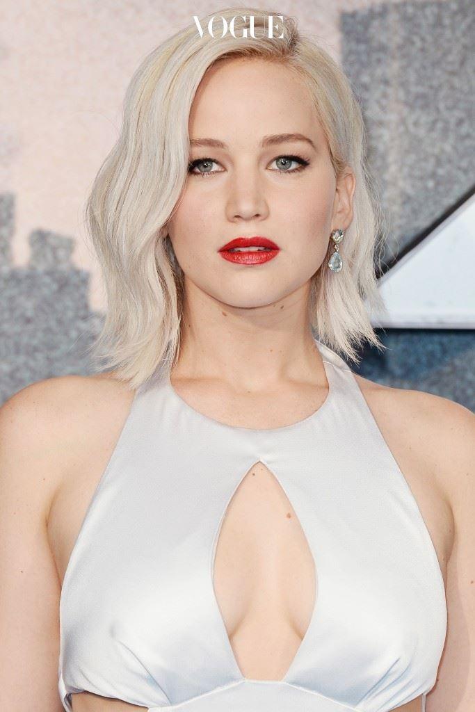 즉, 금발머리는 외국인들에게도 로망이라는 말씀! 제니퍼 로렌스(Jennifer Lawrence)
