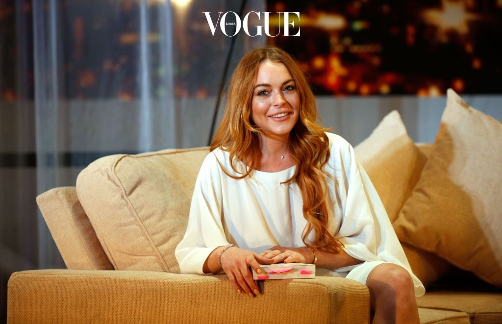 """LONDON, ENGLAND - SEPTEMBER 30:  Lindsay Lohan attends a photocall for """"Speed The Plow"""" at Playhouse Theatre on September 30, 2014 in London, England.  (Photo by Tim P. Whitby/Getty Images)"""