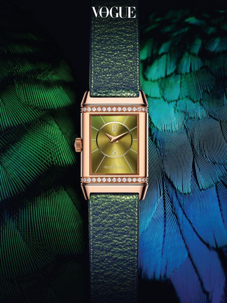 자연스럽게 바뀌는 예거 르쿨트르 '리베르소' 컬렉션이 탄생 85주년을 맞았다. 뒷면을 원하는 대로 맞춤 제작해 온전히 나만의 시계로 만드는 건 리베르소의 매력.