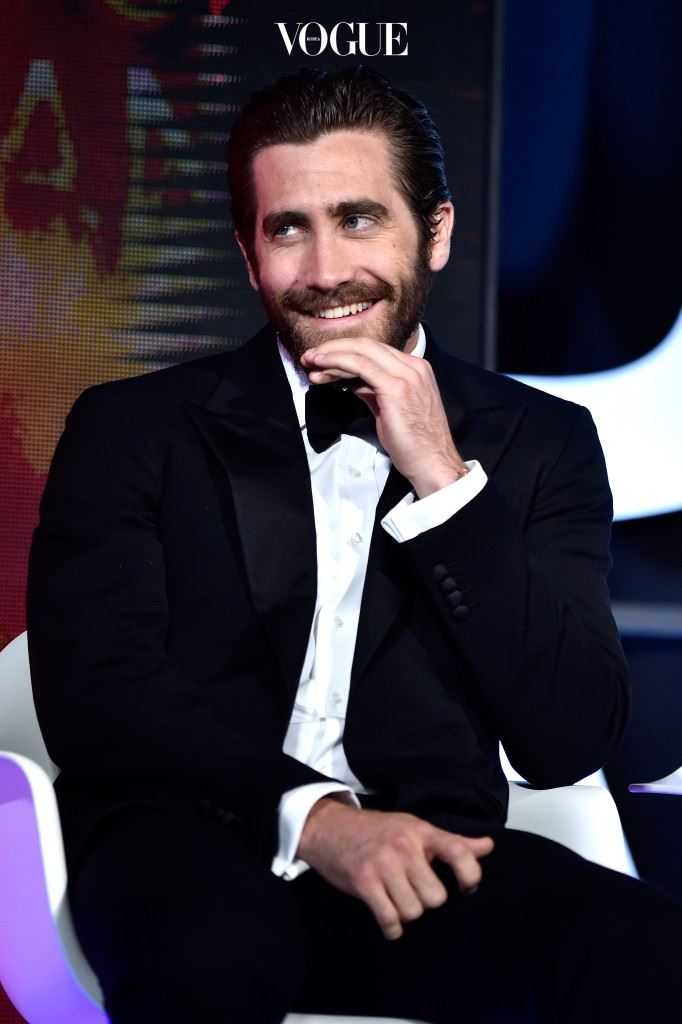 CANNES, FRANCE - MAY 24:  Jake Gyllenhaall attends the closing ceremony during the 68th annual Cannes Film Festival on May 24, 2015 in Cannes, France.  (Photo by Pascal Le Segretain/Getty Images)