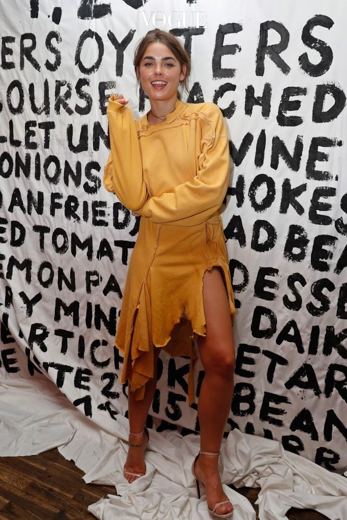 BERLIN, GERMANY - JULY 01:  Bambi Northwood-Blyth attends the Made Berlin Dinner during the Mercedes-Benz Fashion Week Berlin Spring/Summer 2017 at Alte Teppichfabrik on July 1, 2016 in Berlin, Germany.  (Photo by Andreas Rentz/Getty Images for IMG)