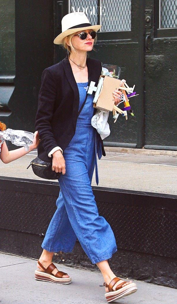 보이시한 패션부터 나오미 왓츠(Naomi Watts)