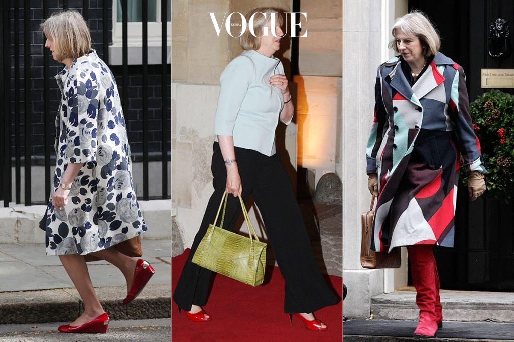 매스컴 및 패션 전문가들은 그녀의 지적이고도 파격적인 패션 감각에 '신선하다'는 반응입니다.
