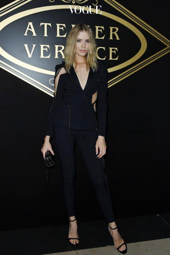 Atelier Versace  Elena Perminova