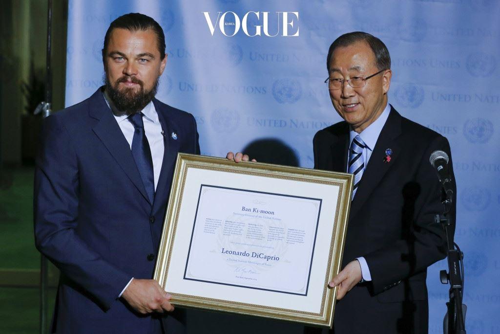 레오나르도는 1998년 환경보호 단체 LDF(Leonardo Dicaprio Foundation)를 설립해 각종 환경단체의 활동을 지원해왔습니다. 작년에는 20개가 넘는 환경 단체들에 약 1500만 달러(약 170억원)를 기부했답니다.