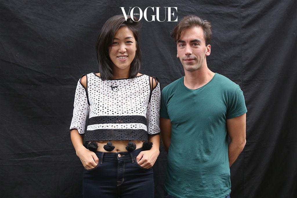Monse - Backstage - Spring 2016 MADE Fashion Week