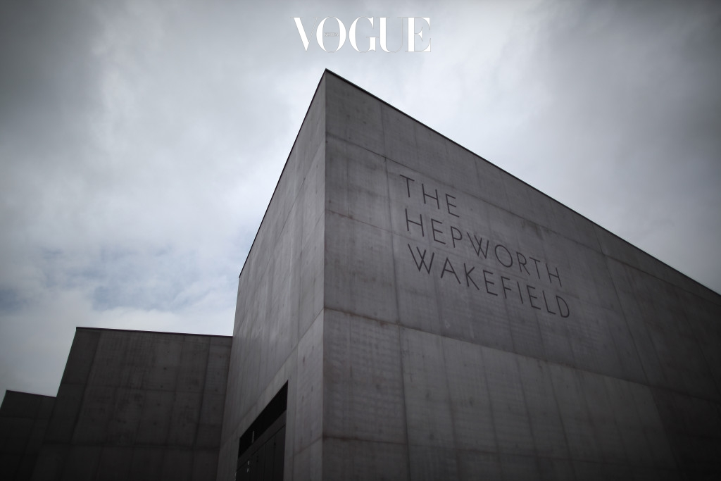 WAKEFIELD, ENGLAND - MAY 18:  The Hepworth Wakefield is unveiled on May 18, 2011 in Wakefield, England. The Hepworth Wakefield, designed by David Chipperfield Architects, opens to the public on May 21, 2011 and is the largest purpose built art gallery to open in Britain since the 1960s. The Gallery will house a permanent collection of over forty works by Wakefield born sculptor Barbara Hepworth and is funded by Wakefield Council and The Hepworth Estate, Arts Council England and Heritage Lottery Fund.  (Photo by Peter Macdiarmid/Getty Images for The Hepworth Wakefield)