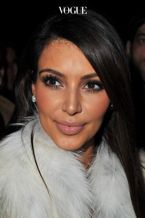 Kanye West Show : Front Row - Paris Fashion Week Womenswear Fall/Winter 2012
