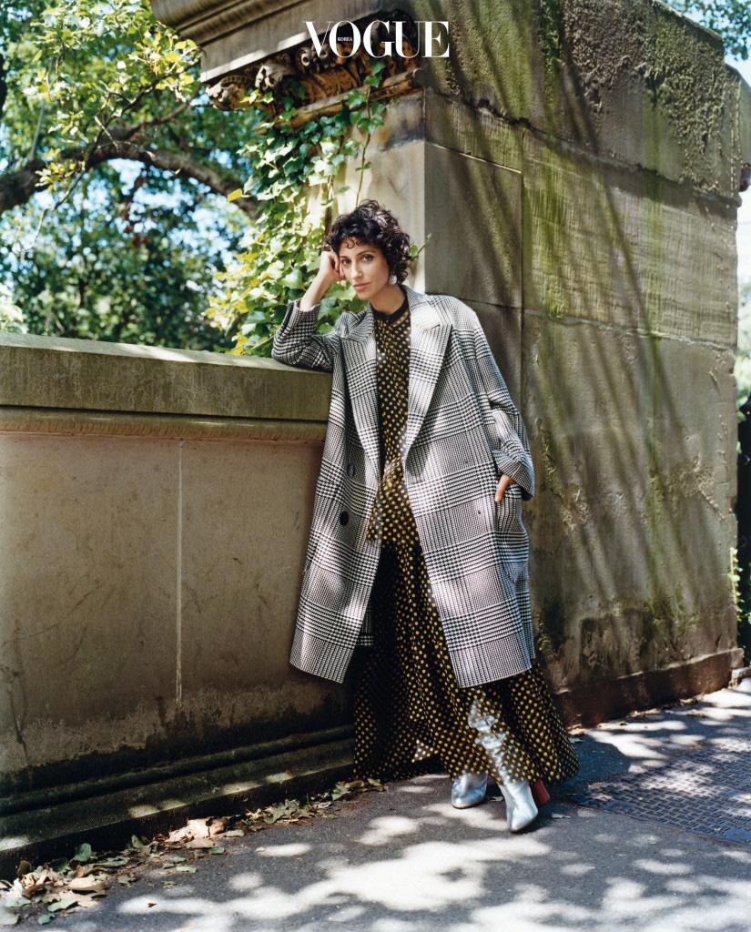 Article, Style.com, Yasmin Sewell, portrait