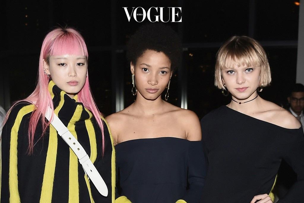 NO, 이것은 전세계적인 열풍! 트렌드의 근원지인 패션계는 물론 모든 문화 영역에 속한 잇 걸들의 헤어스타일만 봐도 알 수 있는 사실이죠.