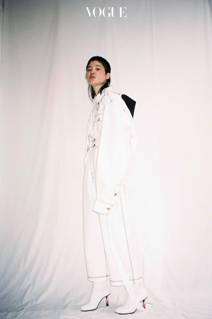 모델 미나미 기노시타