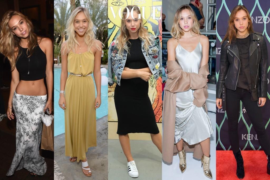 패션 트렌드만 줄줄 읊으면 뭐하겠어요. 몸매가 된다면, 그 어떤 옷을 입은들 그 어떤 스타일을 한들 이렇게나 완벽하게 빛날 텐데!