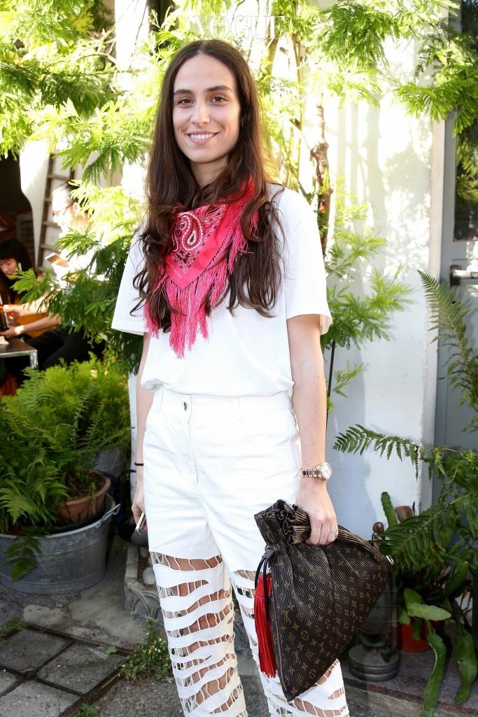에리카 볼드린 Erika Boldrin 이탈리아 출신. 스타일 블로거. 다채로운 스타일과 컬러 매치를 시도.