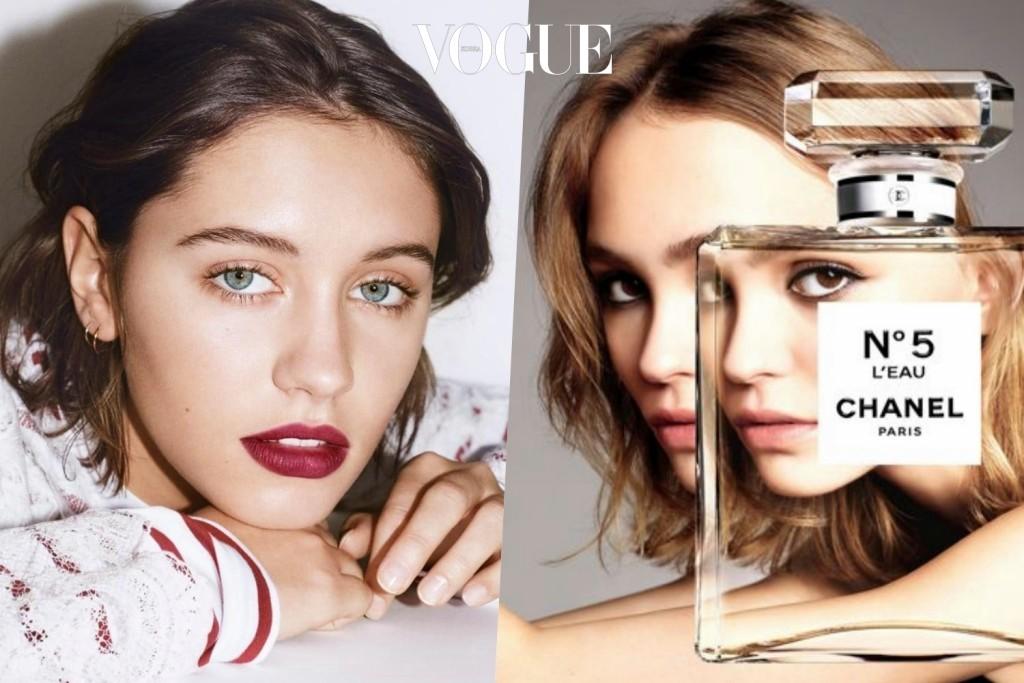우월한 DNA를 물려 받은 그들이 당연스레 스타가 되는 세상. 주드 로 딸인 아이리스 로(Iris Law)는 2017 버버리 뷰티의 뉴 뮤즈로, 조니 뎁 딸인 릴리 로즈 뎁(Lily-Rose Depp)은 샤넬의 뮤즈가 되었습니다.