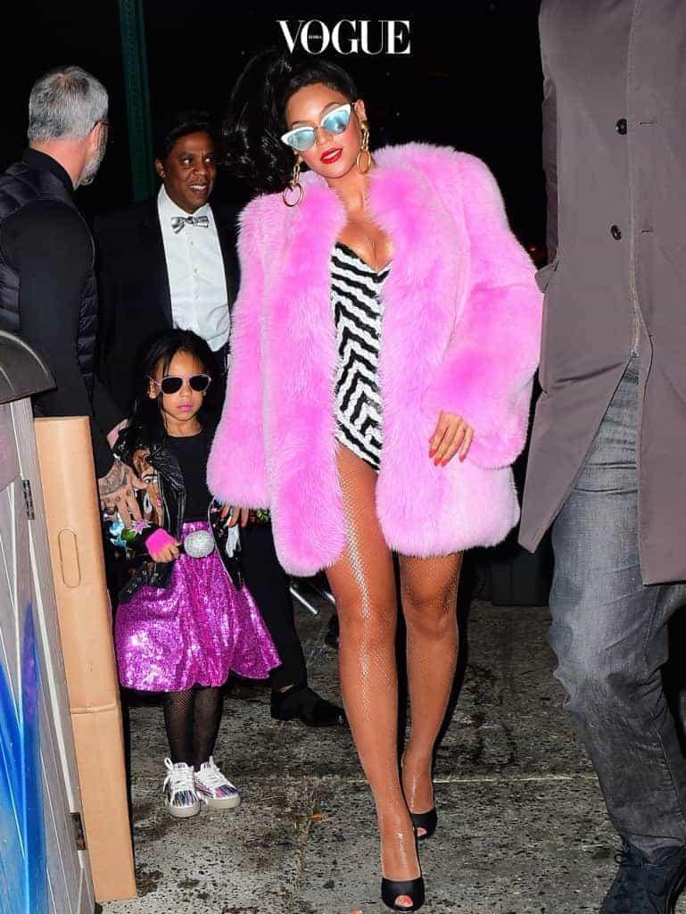 비욘세와 딸 블루 아이비까지! Beyoncé and Blue Ivy