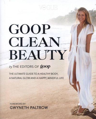 그리고 2016년 12월, 그녀와 GOOP 스태프들, 그리고 자문위원들이 뜻을 모아 출간한 'GOOP CLEAN BEAUTY'에는 그들의 솔루션이 담겨있어요.