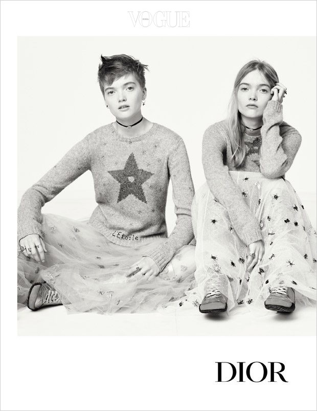 2017 S/S Dior 캠페인.