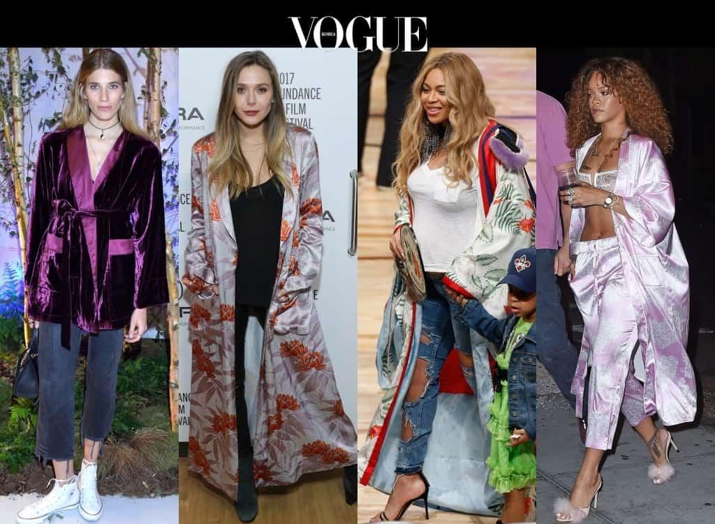 #2 로브 Veronika Heilbrunner/ Elizabeth Olsen/ Beyoncé Knowles/ Rihanna