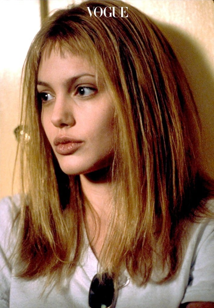 """374644 01: Two-time Golden Globe Award winner Angelina Jolie portrays Lisa, a seductive sociopath on the ward who befriends Susanna in the Columbia Pictures presentation, """"Girl, Interrupted."""" Photo credit: Suzanne Tenner 1999 Columbia Pictures, Inc."""