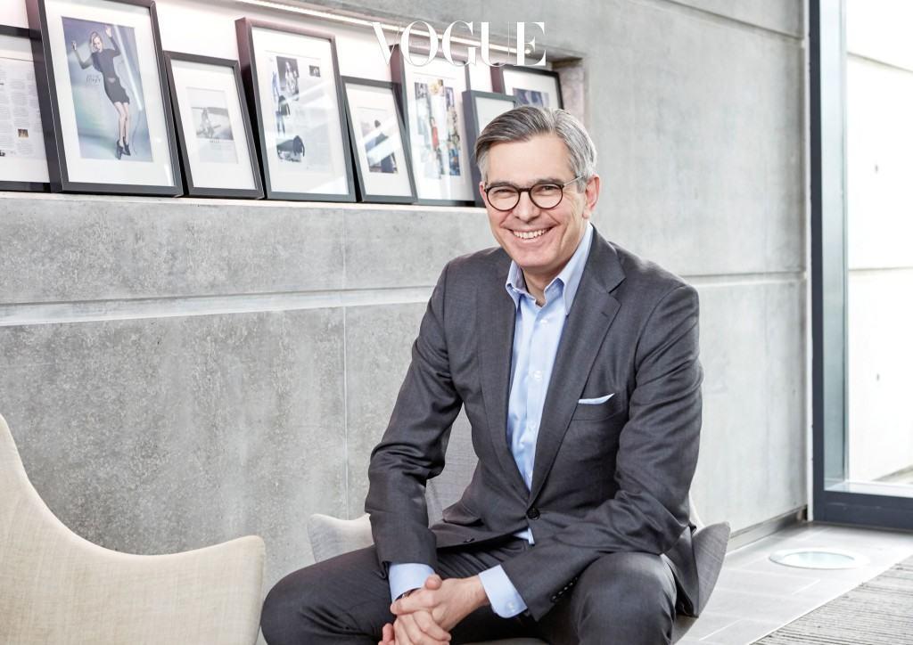 마이테레사닷컴을 이끄는 CEO 마이클 클리거.