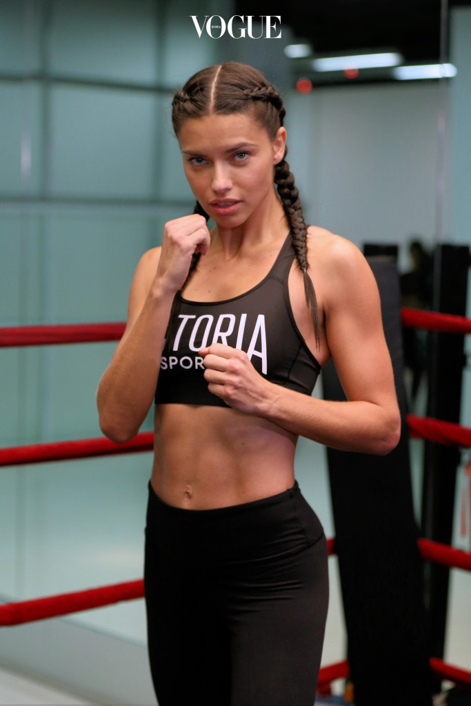 Brazilian model Adriana Lima shows off her boxing moves at Aerospace gym in Chelsea in New York City Pictured: Adriana Lima Ref: SPL1397836 211116 Picture by: Christopher Peterson/Splash News Splash News and Pictures Los Angeles:310-821-2666 New York:212-619-2666 London:870-934-2666 photodesk@splashnews.com