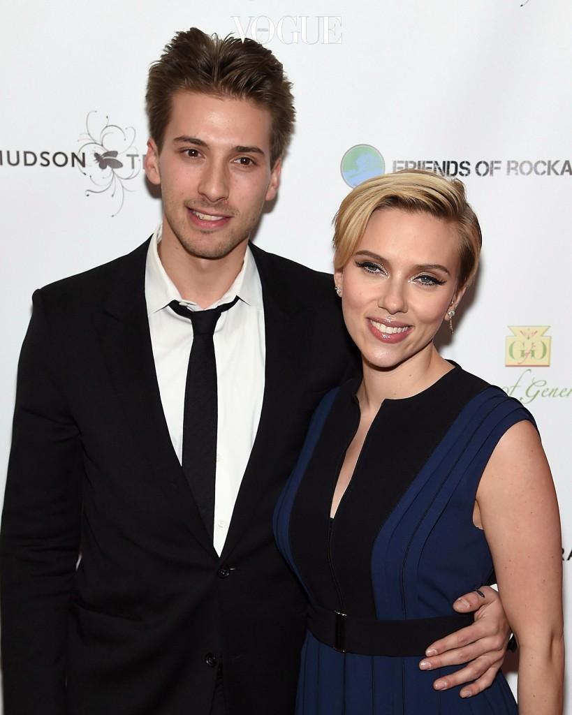남매이자 친구! 스칼렛 요한슨의 쌍둥이 오빠 헌터 Hunter and Scarlett Johansson