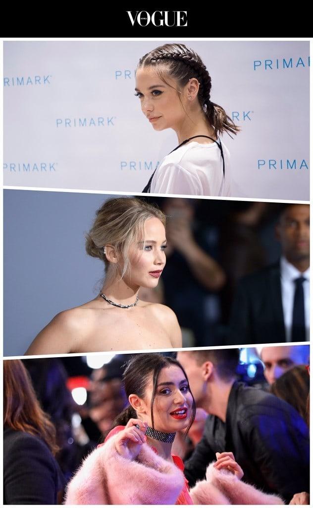 그렇습니다. '잔머리'라 부르기도, '옆머리'라 부르기도, '앞머리'라 부리기도 애매한 이 헤어스타일이 최근 뜨겁게 떠오르고 있습니다. 아만다 스틸 Amanda Steele/ 제니퍼 로렌스 Jennifer Lawrence/ 찰리 XCX Charli XCX