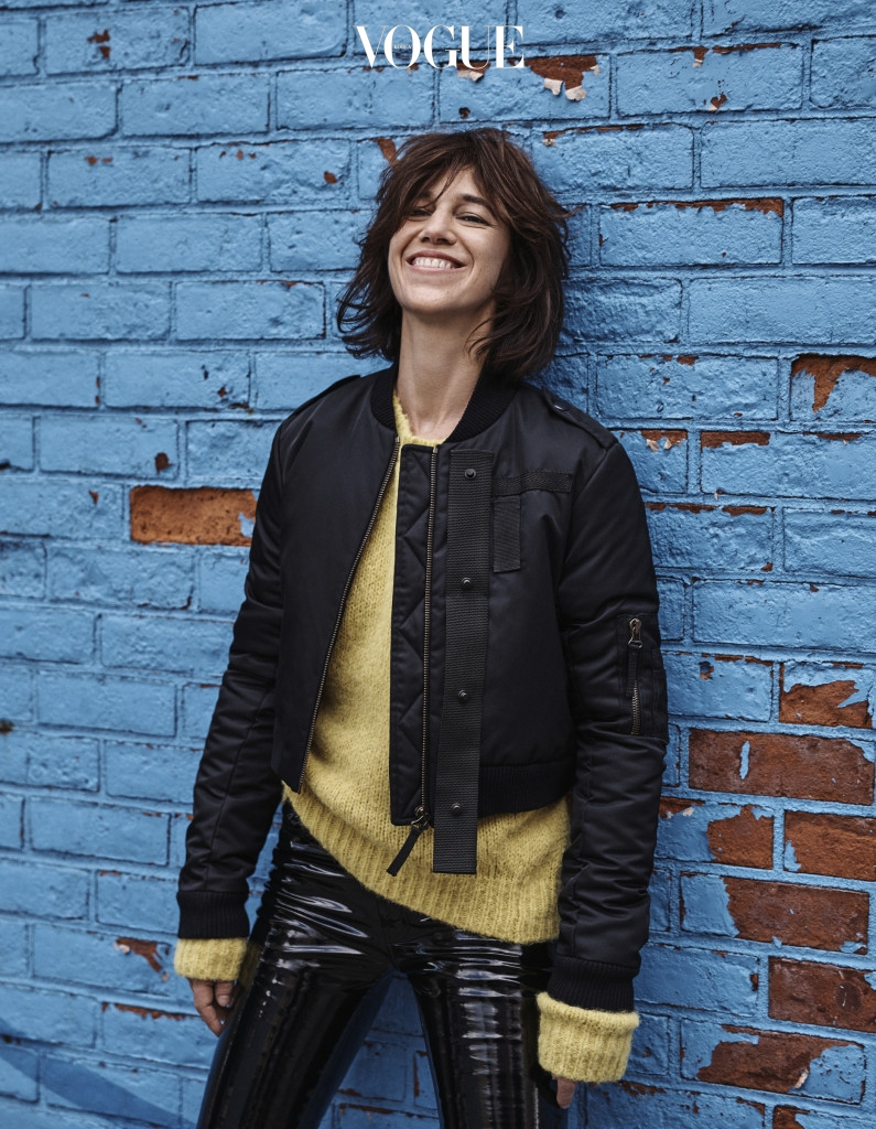 Charlotte Gainsbourg for NARS Collection - Editorial Image - tif