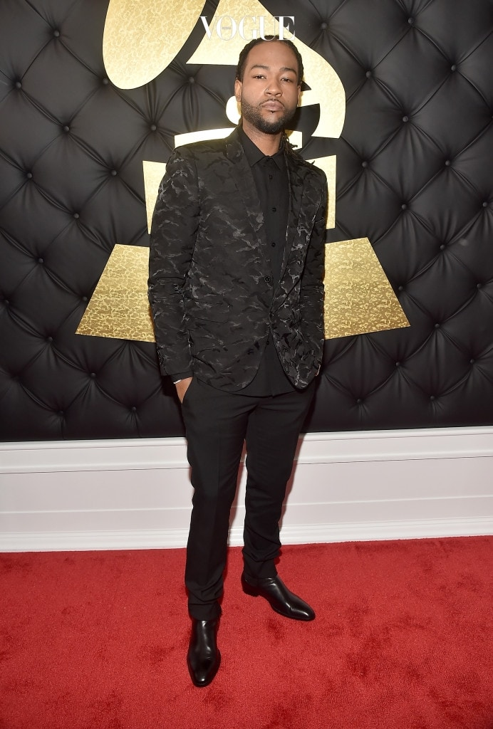 LOS ANGELES, CA - FEBRUARY 12:  Recording artist PARTYNEXTDOOR attends The 59th GRAMMY Awards at STAPLES Center on February 12, 2017 in Los Angeles, California.  (Photo by Alberto E. Rodriguez/Getty Images for NARAS)