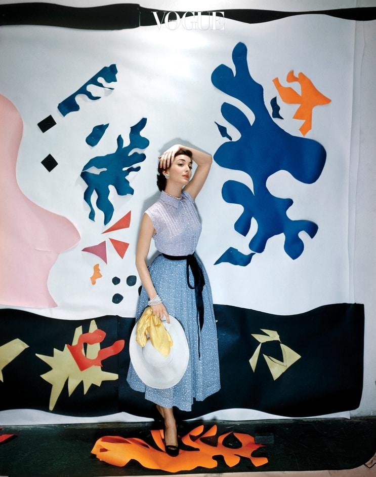 Cecil Beaton, 'Untitled', 1949 Ⓒ Condé Nast Archive.